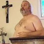 See the church that allows its members to worship without clothes