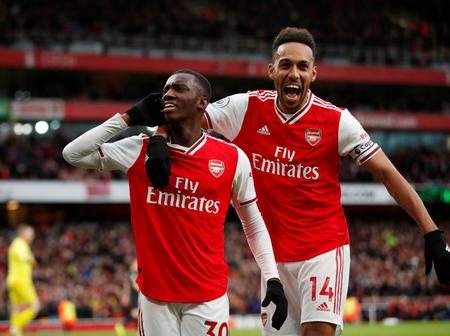 Sad news to Arsenal fans after their EPL game against Leeds United