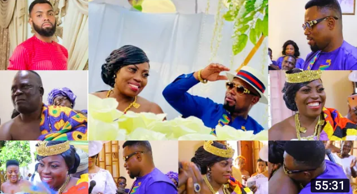 742316bcd32160a3c6153bd1482ad3e8?quality=uhq&resize=720 - This Is What Happened At Rev Obofour's Junior Pastor's Beautiful Wedding, Osei Kwame (Video)