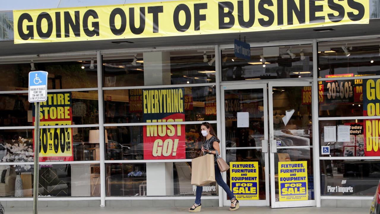 30 retailers that struggled, shrunk or closed for good in 2020