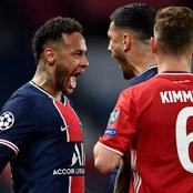 Why Neymar And Paredes Wanted To Make Fun Of Joshua Kimmich