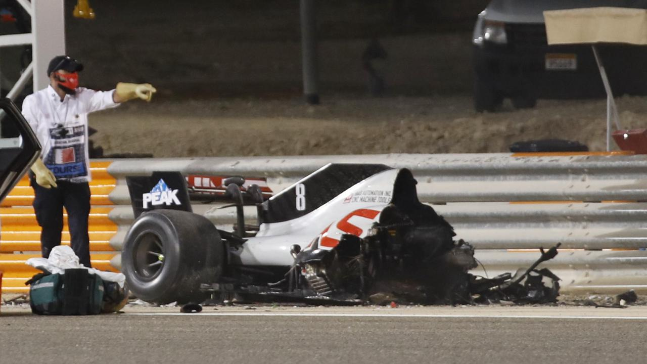 The Biggest Crashes that Left F1 Drivers Shaking Over the 2020 F1 Season