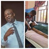 After Ada Jesus Was Admitted In Anambra, See The Amount Of Money An Igbo Businessman Gave Her