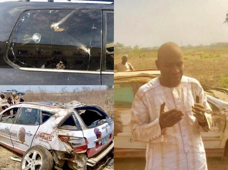 More Photos Of Man Who Got Attacked For Showing Strong Support For President Buhari (Photos)