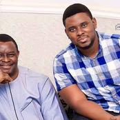 """""""I thank God for giving me a father who yearns after God"""", Dami Bamiloye writes as he celebrates dad"""
