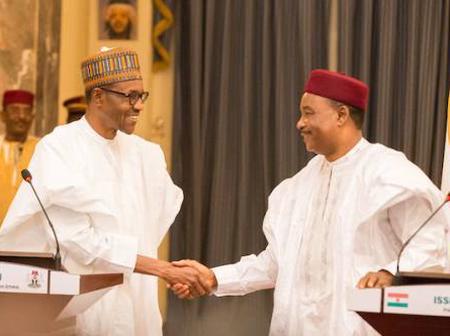 Today's Headline: Buhari Vows To Help Niger Republic Fight Terrorism, FG Replies Organized Labour