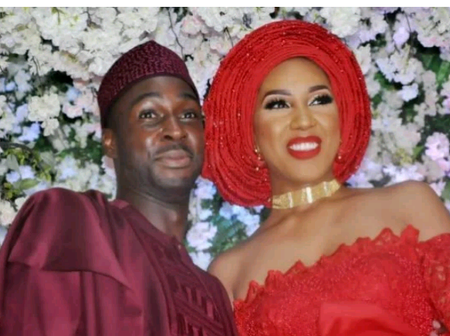 Meet Son Of The First Governor of Ekiti State And His Adorable Wife