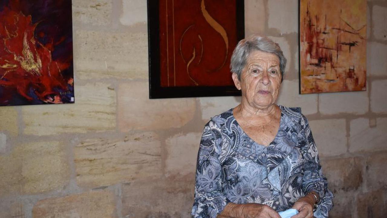 Parempuyre: Émilienne Casamayou expose à château Ségur jusqu'au 30septembre