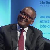 You Wont Believe That Dangote Did This To The Education Sector in Nigeria