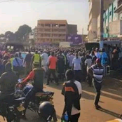 Man Grabs Officer's Gun and Shoots People at Matatu Terminus
