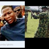 Sunday Igboho Finally Speaks About Buhari's Order To Shoot Any Non-Security Officer Armed With AK-47