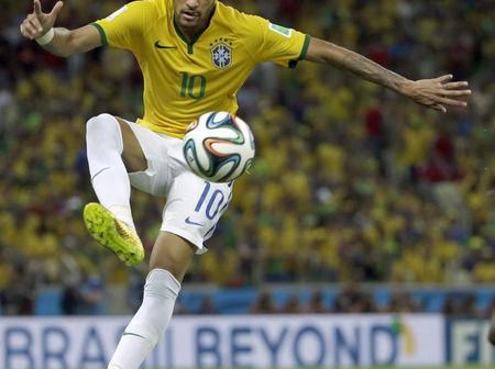 Checkout Some Massive Football Skills Of Neymar Jr