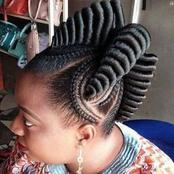Protective Natural Hairstyles for you
