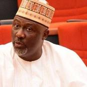 How long shall we continue in fear- Senator Dino Melaye.