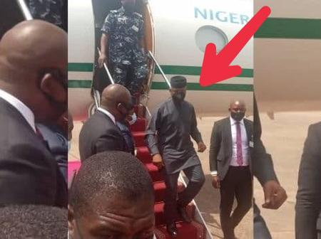 Photos: 5 Things I Observed As VP Osinbajo Visits Ebonyi State After Recent Reports Of Killings