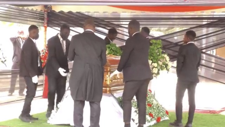 74635f54d470406390511c8b0c5d3d99?quality=uhq&resize=720 - Sad Scenes From Eddie Nartey's Wife's Funeral; Mother Of The Deceased Cries Uncontrollably- Photos