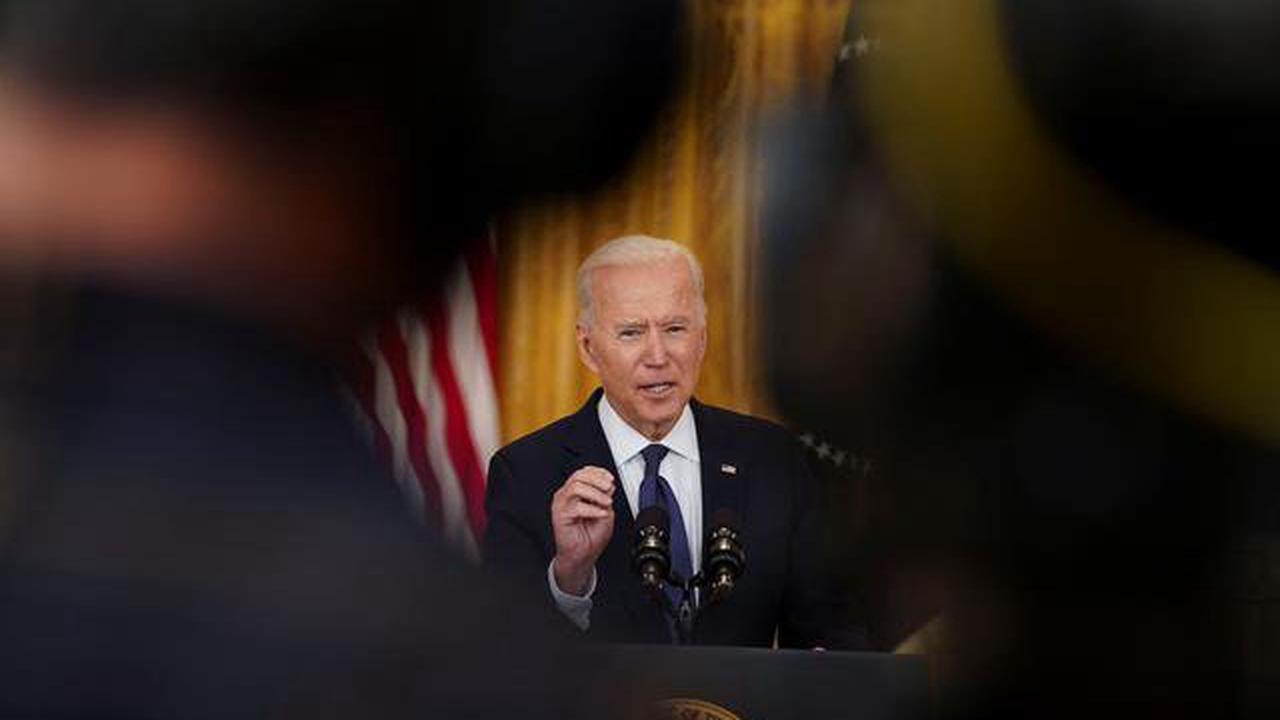 Biden says unemployed Americans offered a job must take it or lose benefits