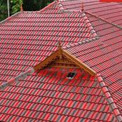How Mach Does it Cost to Roof a Three Bedroom House with Either Roof Tiles or Modern Iron Sheet?