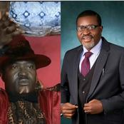 Nollywood Veteran actor Kanayo. O. Kanayo clocks 59 Today. See his Photos shows he's aging graceful