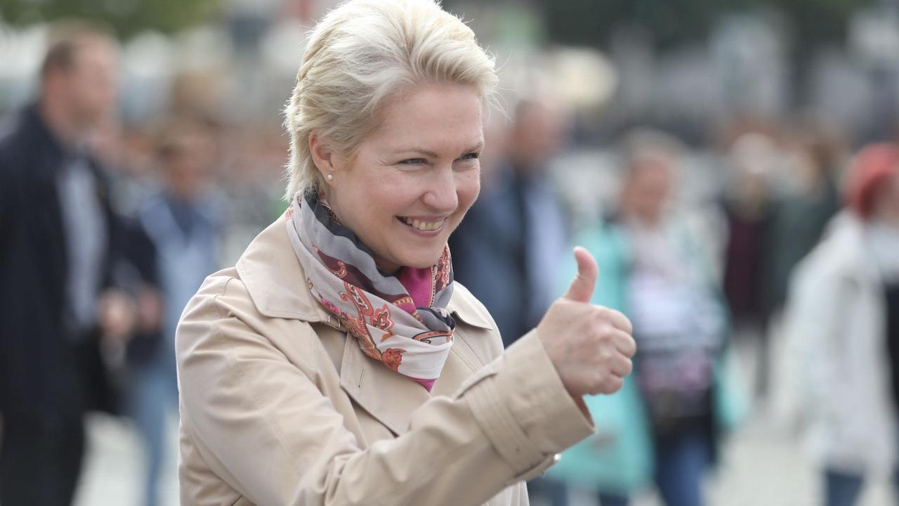 """Wahlkampf bis zum Schluss: Schwesig wirbt um """"jede Stimme"""""""