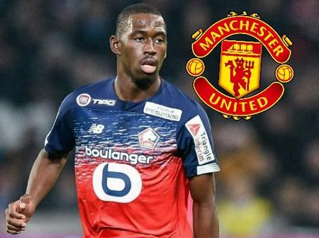 Manchester United will battle AC Milan to sign 21-year-old French sensational midfielder