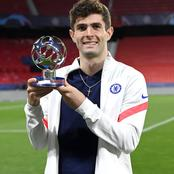Christian Pulisic Wins Man Of The Match In The Game Against FC Porto