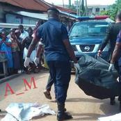 Ghana: un homme de 40 ans retrouvé sauvagement poignardé devant sa maison, son cousin soupçonné