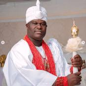 Meet The 79-Year-Old Father Of Ooni Of Ife Who Is Still Very Much Young While His Son Is A King