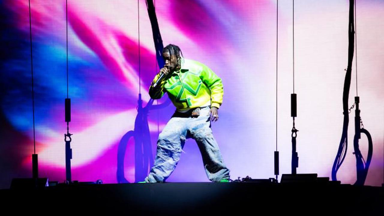 Travis Scott teams up with A24 Films for forthcoming album