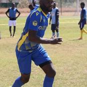 Former Gor Mahia And Tusker FC Striker, Timothy Otieno Terminates Contract With Zambia's NAPSA Stars