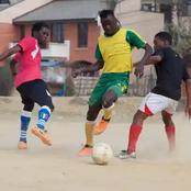 Video: See The Kind of Football Only Found In Africa