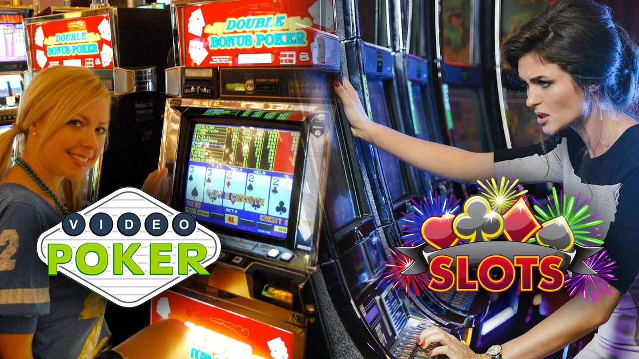 Why You Should Play Video Poker Games Over Slot Machines - Opera News
