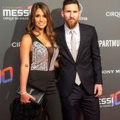 Aaaw, Love is a beautiful Thing! See Stunning Photos of Lionel Messi and His Beautiful Wife