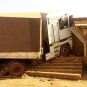 Guinée Conakry : un Camion à l'arrêt, bouge tout seul et tue son conducteur