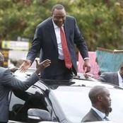 Jubilee Deputy Secretary General Joshua Kutuny 'Under Fire' After This Latest Post(VIDEO)