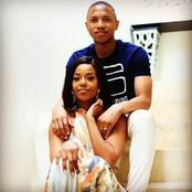 Andile Jali is younger than his wife, see the age difference below.