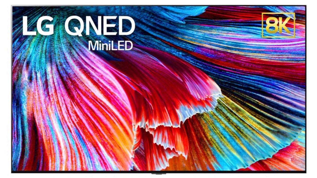 LG's Next-Gen QNED Mini LED TVs On Track For CES 2021 Debut