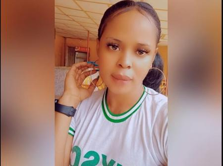 A Female Corps Member Escapes Jungle Justice. Check Out What She Was Accused Of (Photos)