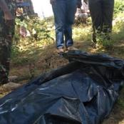 Tension In Kakamega After School kids Stumbled Upon A Woman's Body