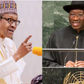Nigerians Reacts As Goodluck Jonathan Speaks On Buhari's Government, Read What He Said