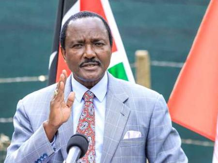 Kalonzo Musyoka Predicts What Will Happen In The Next Coming General Elections