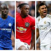 Based on Current form, here are the top 10 best tacklers in the world (A Nigerian made the list)