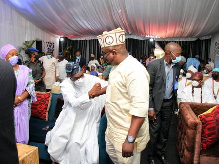Tinubu Celebrated His Birthday In Kano, See What Happened In His Home In Lagos State