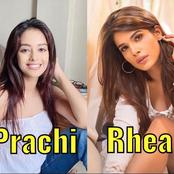 Zee World: Between Prachi & Rhea In 'Twist Of Fate', Who's The Prettiest Bollywood Actress? (Photos)