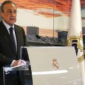 Florentino Perez candidat à la présidence du Real Madrid