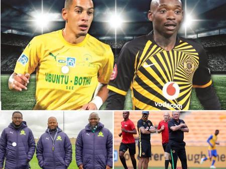 Mamelodi Sundowns target Kaizer Chiefs record, can they break it