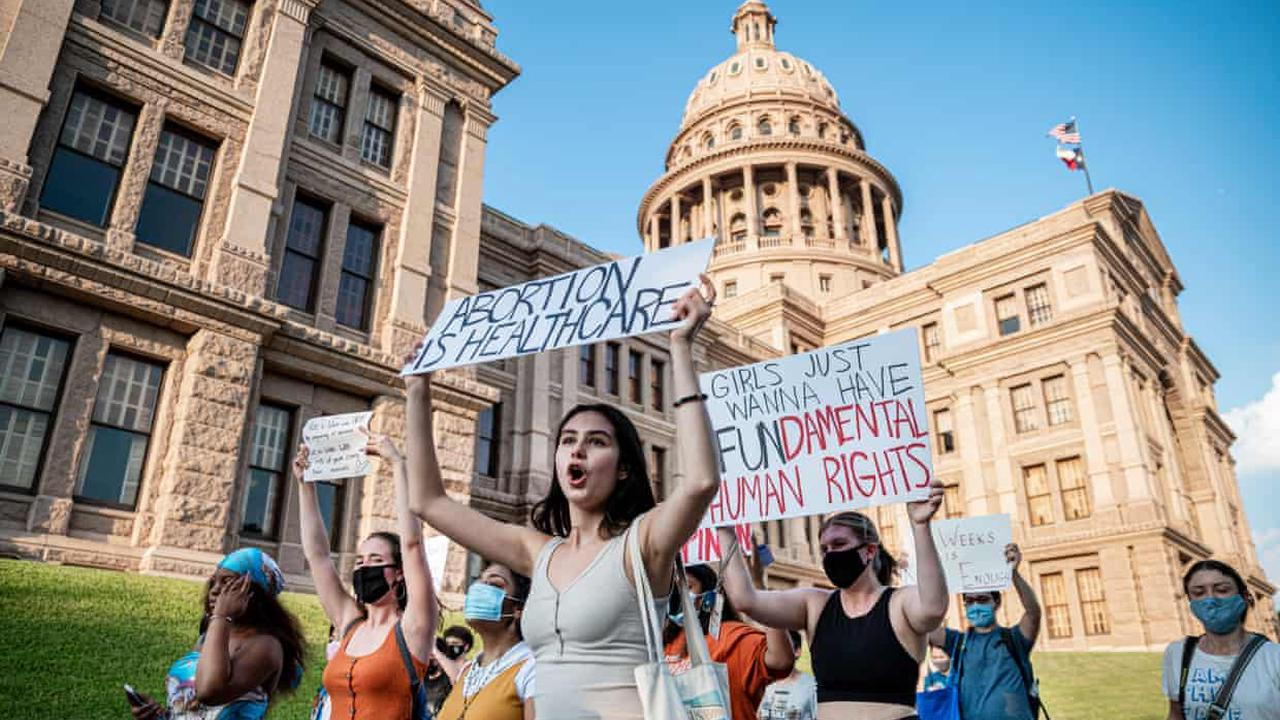 Overturning Roe v Wade will promote abstinence, says architect of Texas abortion ban