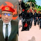 Nnamdi Kanu Has Call On The Missing 101 Soldiers To Come And Join The Eastern Security Network