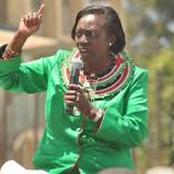 Martha Karua drops bombshell after the government takes this move leaving the CS in dilemma