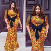 African Styles: Check Out Unique Ankara African Styles For Ladies